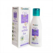 Himalaya baby massage oil 50ml