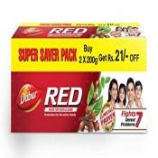 Dabur red toothpaste 400gm